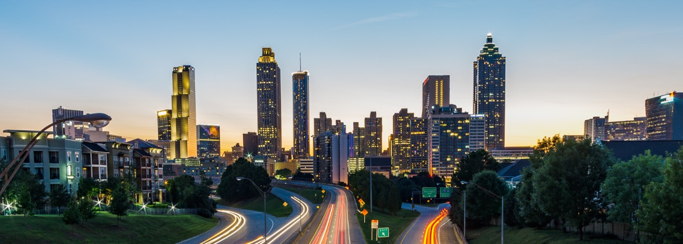Atlanta-City-Corporate-Skyline
